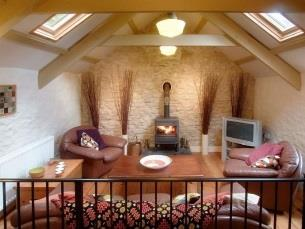 Beudy Bendigaid Self Catering