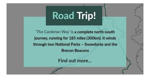 The Wales Way - Cambrian Way