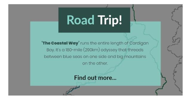 The Wales Way - Coastal Way