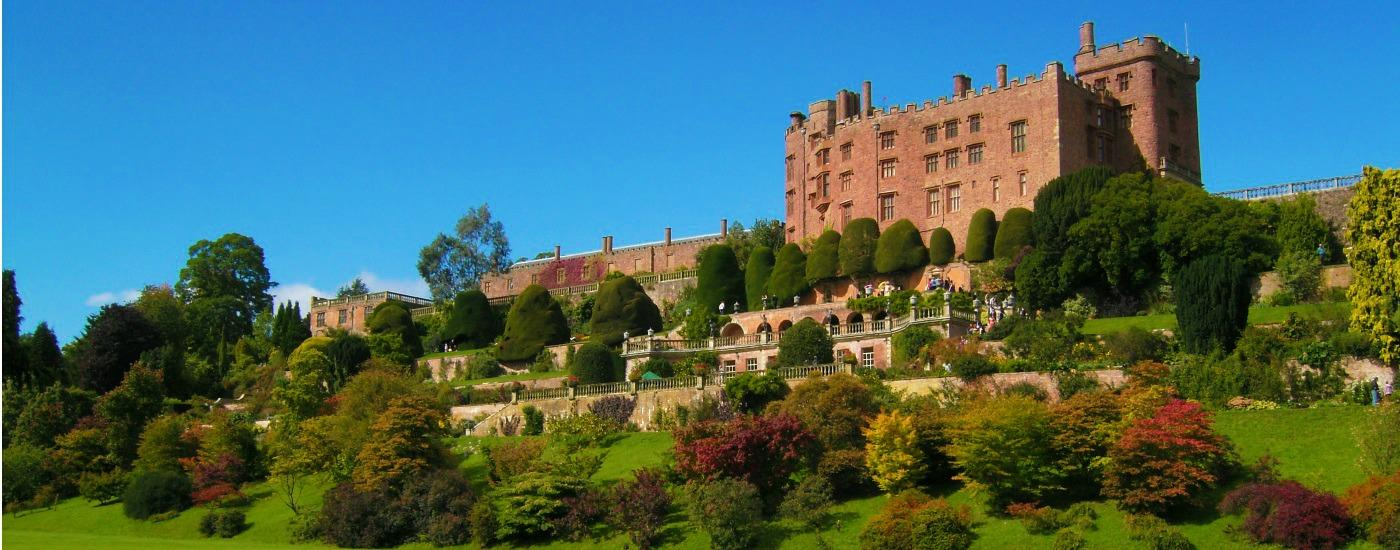 Powis Castle - Welshpool