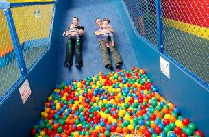 Play areas & childrens parties
