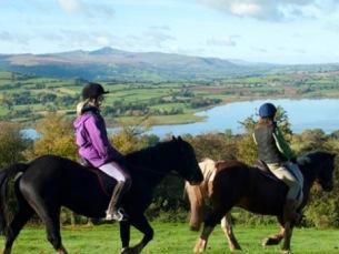 Riding & Trekking in Brecon Beacons
