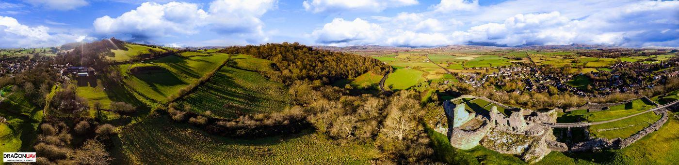 Montgomery - Mid Wales - Source: Dragon UAV