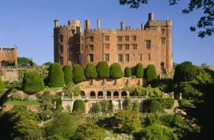 Powis Castle Welshpool