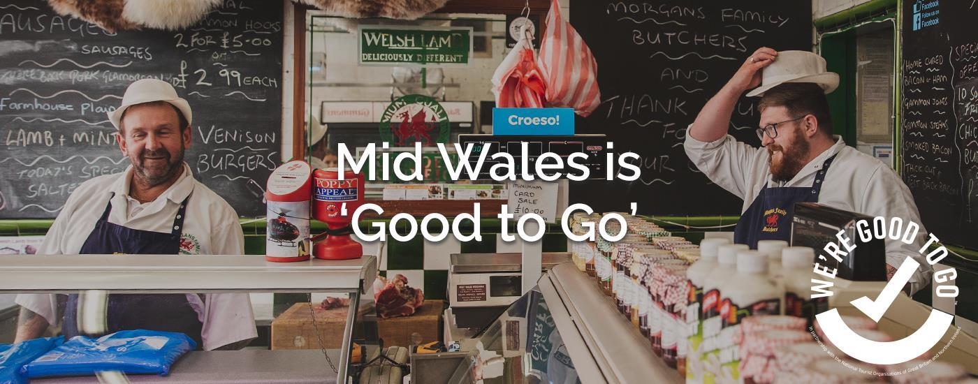 Mid Wales is Good To Go
