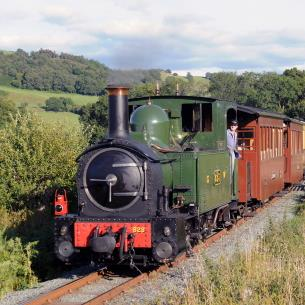 Welshpool & Llanfair Railway