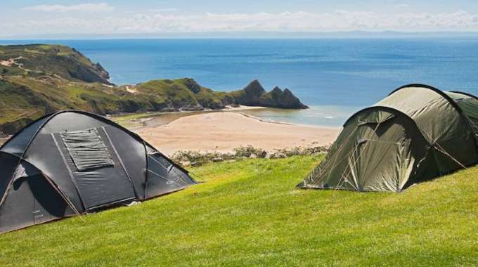 Camping and Touring Holiday Parks
