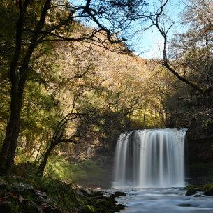 Scenic Places in the Brecon Beacons