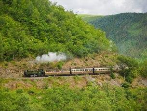 Mid Wales Steam Railways Itineraries